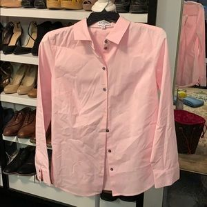 Essential Fitted Shirt by Express